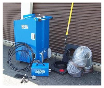 Mack S Home Services Rotobrush Air Duct Cleaning